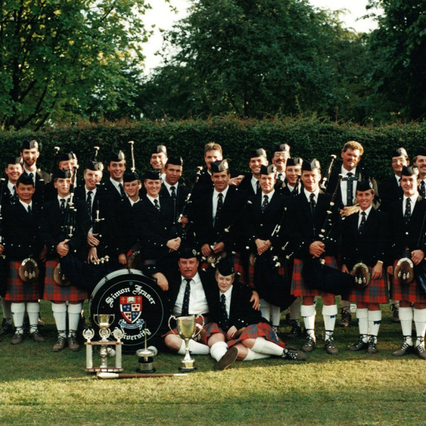 SFU-PIpe-Band-1995-World-Champions---Official-Picture